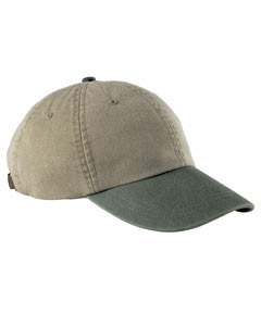 Khk/spruce Green 6-Panel Low-Profile Washed Pigment-Dyed Cap