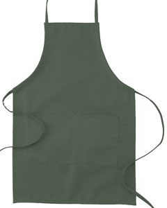 "Forest Two-Pocket 30"" Apron"