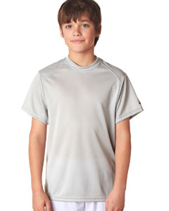 Silver Youth B-Core Short-Sleeve Performance Tee