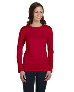 Cardinal Women's Jersey Long-Sleeve T-Shirt