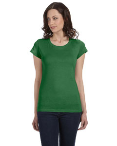 Leaf Women's Sheer Jersey Short-Sleeve T-Shirt