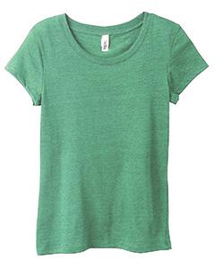 Green Trblnd New Women's Triblend Short-Sleeve T-Shirt
