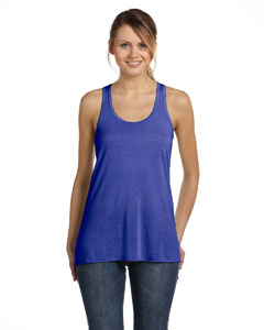 True Royal Women's Flowy Racerback Tank