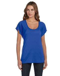 True Royal Women's Flowy Raglan T-Shirt