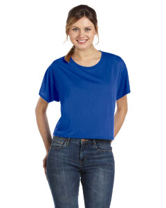 True Royal Women's Flowy Boxy T-Shirt