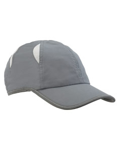 Grey Performance Cap