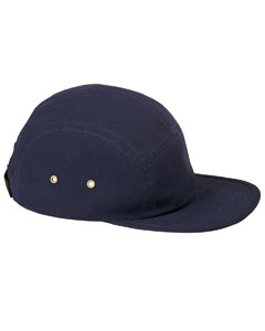 Navy Square Panel Cap