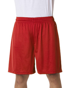 "Red Adult B-Core 7"" Performance Shorts"
