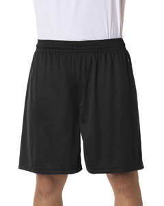 "Black Adult B-Core 7"" Performance Shorts"