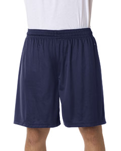 "Navy Adult B-Core 7"" Performance Shorts"