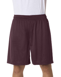 "Maroon Adult B-Core 7"" Performance Shorts"