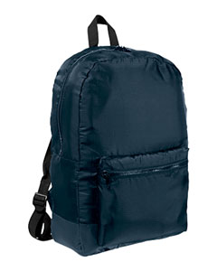 Navy Packable Backpack