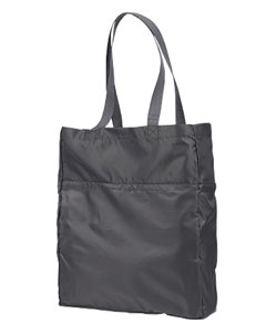 Grey Packable Tote