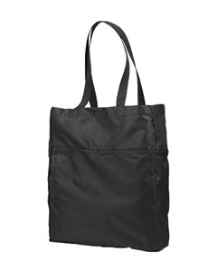 Black Packable Tote