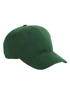 Forest 6-Panel Brushed Twill Structured Cap