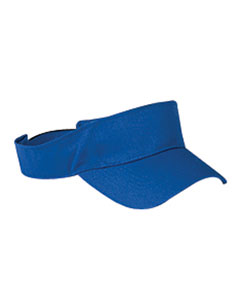 Royal Cotton Twill Visor