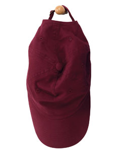 Maroon 5-Panel Brushed Twill Unstructured Cap