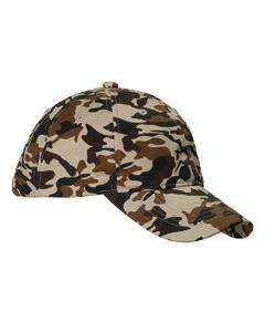 Desert Camo Unstructured Camo Hat