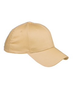 Vegas Gold 6-Panel Structured Twill Cap
