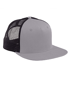 Grey/black Surfer Trucker Cap
