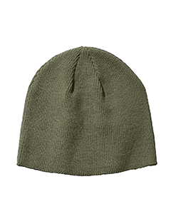 Olive Knit Beanie