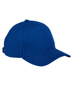 Royal 5-Panel Brushed Twill Cap