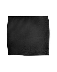 Black Square Super Fan Rally Towel