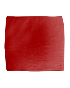 Red Square Super Fan Rally Towel