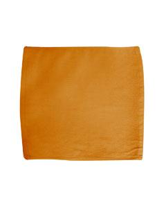 Orange Square Super Fan Rally Towel