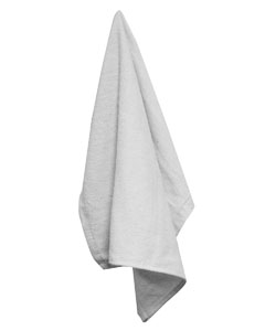 White Large Rally Towel