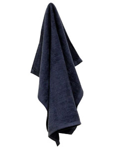 Navy Large Rally Towel