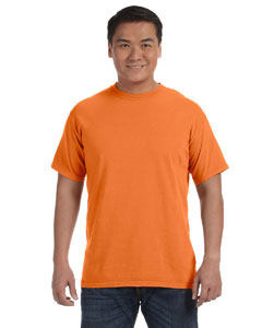 Burnt Orange 6.1 oz. Ringspun Garment-Dyed T-Shirt