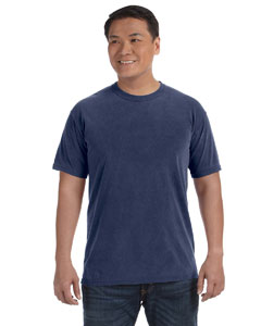 Midnight 6.1 oz. Ringspun Garment-Dyed T-Shirt