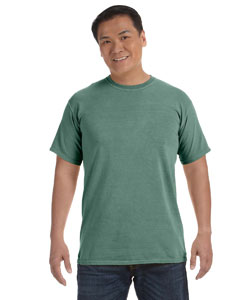 Light Green 6.1 oz. Ringspun Garment-Dyed T-Shirt