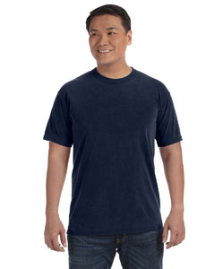 True Navy 6.1 oz. Ringspun Garment-Dyed T-Shirt