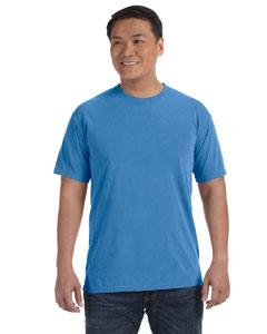 Royal Caribe 6.1 oz. Ringspun Garment-Dyed T-Shirt