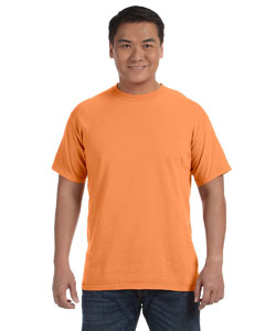 Melon 6.1 oz. Ringspun Garment-Dyed T-Shirt