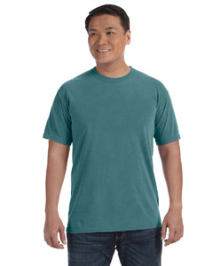Blue Spruce 6.1 oz. Ringspun Garment-Dyed T-Shirt