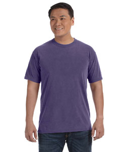 Grape 6.1 oz. Ringspun Garment-Dyed T-Shirt