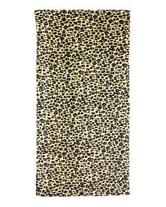 Leopard Carmel Beach Towel