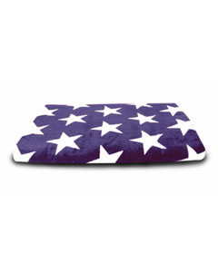 Navy Stars Carmel Beach Towel