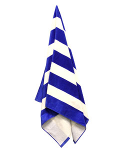 Royal Cabana Carmel Beach Towel