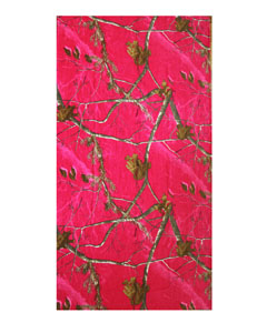 Realtree Pink Carmel Beach Towel