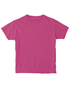 Raspberry Women's 5.4 oz. Ringspun Garment-Dyed T-Shirt