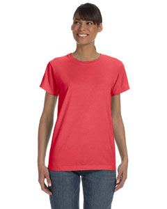 Paprika Women's 5.4 oz. Ringspun Garment-Dyed T-Shirt