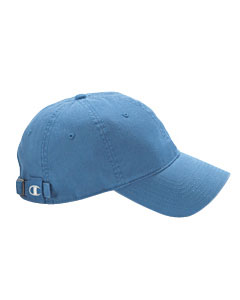 Carolina Blue Brushed Cotton 6-Panel Cap