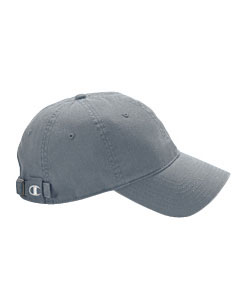 Steel Brushed Cotton 6-Panel Cap