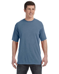 Blue Jean 4.8 oz. Ringspun Garment-Dyed T-Shirt