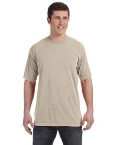 Sandstone 4.8 oz. Ringspun Garment-Dyed T-Shirt