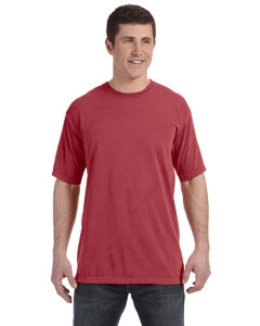 Brick 4.8 oz. Ringspun Garment-Dyed T-Shirt